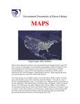 February 2008: Maps