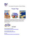 May 2008: Travel Tips
