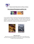 November 2009: Government Documents and the Arts by Dacus Library