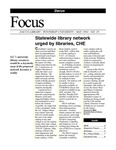May 1994: Statewide Library Network Urged; WPA and Libraries in S.C.; Library Directors' Forum