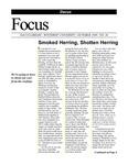 """October 1999: """"Smoked Herring, Shotten Herring;"""" Technical Services"""