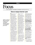 September 2000: Dacus Enjoys Banner Year, Information Literacy, Lifelong Learning