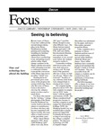 November 2000: Seeing is Believing, Library Changes Since Opening of Dacus