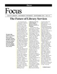 September 2001: The Future of Library Services