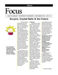 November 2001: Scryers, Crystal Balls, and the Future