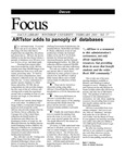 February 2005: ARTstor Adds to Panoply of Databases by Dacus Library