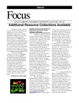 April 2006: Additional Resource Collections Available