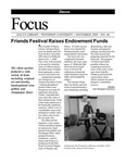 November 2008: Friends Festival, Living Abundantly by Dacus Library