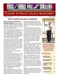 Summer 2015 by Friends of Dacus Library