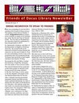 Spring 2016 by Friends of Dacus Library