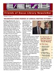 Fall 2016 by Friends of Dacus Library