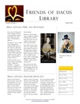 Spring 2018 by Friends of Dacus Library