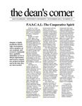November 2001: P.A.S.C.A.L: The Cooperative Spirit by Dacus Library