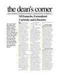 February 2003: Of Eunuchs, Formalized Curiosity and Libraries by Dacus Library