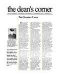 November 2004: No Greater Love