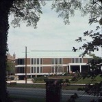 Dinkins Exterior, late 1960s