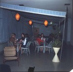 Students Playing Cards in Dinkins Lounge, late 1960s
