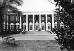 Johnson Hall April 1973