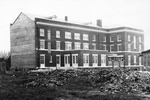Joynes Hall Under Construction ca. early to mid 1920s