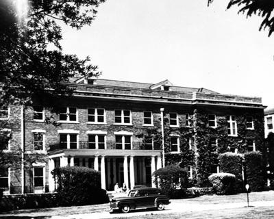 Joynes Hall ca. late 1940s