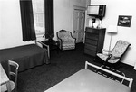 Joynes Hall Bedroom February 1981 by Winthrop University and Clarence H. and Anna E. Lutz Foundation