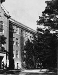 Kinard Hall ca. 1940 by Winthrop University and Clarence H. and Anna e. Lutz Foundation