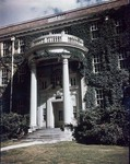 Kinard Hall ca. early 1940s by Winthrop University and Clarence H. and Anna e. Lutz Foundation