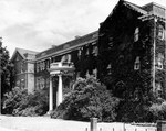 Kinard Hall, August 1956 by Winthrop University and Clarence H. and Anna e. Lutz Foundation