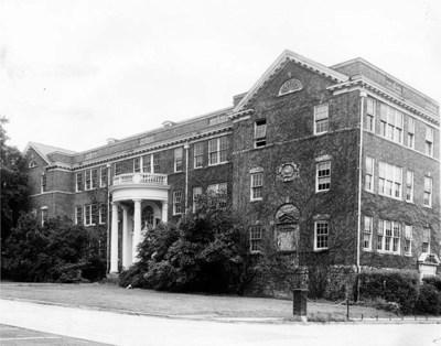 Kinard Hall 1956