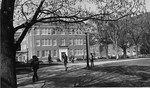 Kinard Hall April 1975 by Winthrop University and Clarence H. and Anna e. Lutz Foundation