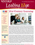 Leading Edge Fall 2014 by Richard W. Riley College of Education, Winthrop University and Jennifer A. Fricke