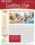 Leading Edge Fall 2015 by Richard W. Riley College of Education, Winthrop University and Jennifer A. Fricke