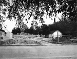 Foundation of Lee Wicker Hall ca1961
