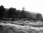 Foundation of Lee Wicker Hall ca1961 by Winthrop University and Clarence H. and Anna E. Lutz Foundation