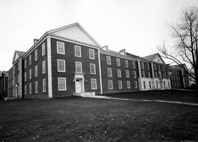 Lee Wicker Hall ca1962