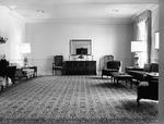 Parlor Room in Lee Wicker Hall 1965