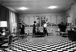 Parlor Room in Lee Wicker Hall 1965 by Winthrop University and Clarence H. and Anna E. Lutz Foundation