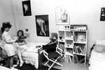 Lee Wicker Dorm Room April 1984