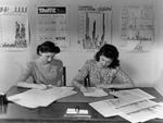 Women doing Cryptology Work