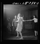"""Jitterbugs at the bi-weekly Saturday night """"open house"""" dance at Idaho Hall, Arlington Farms"""