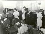 Women Working on Codes by NSA Cryptology Museum