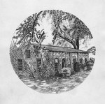 Little Chapel Drawing ca 1917