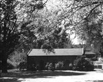 Little Chapel with Mrs D.B. Johnson's house in Background ca 1948