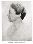Eunice Ford Stackhouse Biography - Accession 15 - M1 (1)