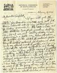 Alexander Samuel Salley Letters - Accession 45 - M20 (30)