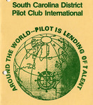 Pilot Club International South Carolina District Records - Accession 205