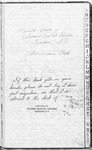 Second Baptist Church, Kershaw, S.C. Records - Accession 51