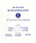 Kiwanis Club Of Rock Hill Records - Accession 239