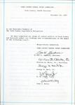 Samuel Brooks Mendenhall Papers - Accession 115