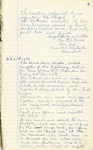 United Daughters of the Confederacy, Minnie Davis Chapter Minutes - Accession 125 - M53 (68)